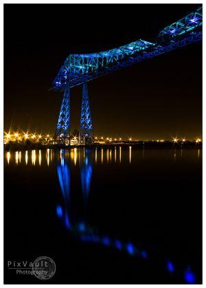 transporter bridge reflection